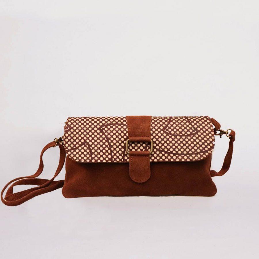 bolso-cartera-mujer-marron-tela-wax-ukat